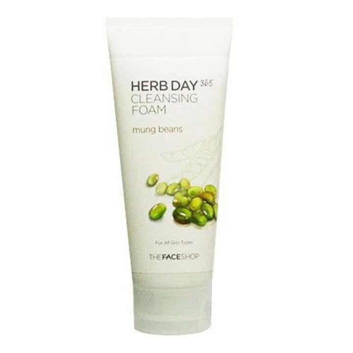 THEFACESHOP - Sữa Rửa Mặt Tái Tạo Da Herb Day...