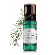 Mua Sữa Rửa Mặt The Body Shop Tea Tree Skin Clearing Foaming Cleanser 150Ml Rẻ