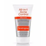Mua Sữa Rửa Mặt Trị Mụn Sieu Tốc Neutrogena All In 1 Acne Control Daily Scrub 124Ml