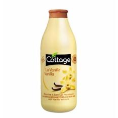 Mua Sữa Tắm Dưỡng Trắng Da Cottage La Vanille Vanilla 750Ml Hương Vanilla Rẻ Hà Nội
