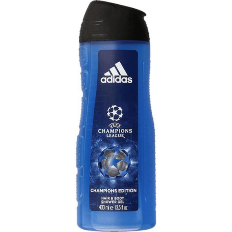 Sữa Tắm Gội Adidas Champions League UEFA Champion Edition 400ml