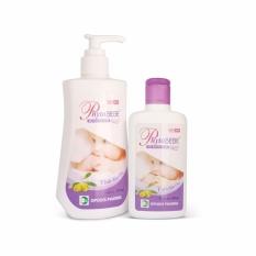 Sữa tắm gội em bé Phytobebe 250ml