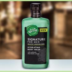 Bán Sữa Tắm Irish Spring Signature For Men Hydrating 443Ml Nguyên
