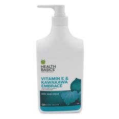 Bán Sữa Tắm Mịn Da Va Dưỡng Ẩm Vitamin E Va Kawakawa Embrace 1000Ml