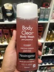 Ôn Tập Trên Sữa Tắm Neutrogena Body Wash Pink Grapefruit 250Ml Của Mỹ