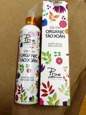 Sữa Tắm Organic Tảo Xoắn Pizu 300ml - hãng phân phối chính thức