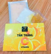 Sữa tắm trắng cam vitamin C
