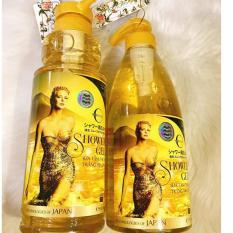 Sữa Tắm Vàng 24 Trắng Da Công Nghệ Nhật  (900ml)