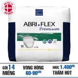 Giá Bán Ta Quần Người Lớn Abena Abri Flex Premium S1 14 Miếng Goi Tốt Nhất