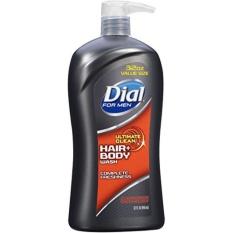 Chiết Khấu Tắm Gội Dial For Men Ultimate Clean Hair Body Wash 946 Ml Dial Vietnam