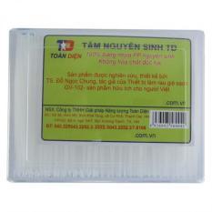 Mua Tăm Nhựa Nguyen Sinh Sieu Sạch 10 Hộp Mới