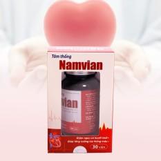 Hình ảnh Tâm thống Namvian Học viện quân y giúp ổn định nhịp tim