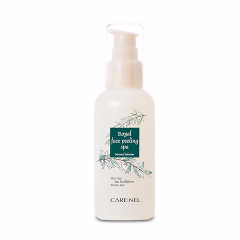 Tẩy Tế Bào Chết Carenel Royal Face Peeling Spa 100ml nhập khẩu