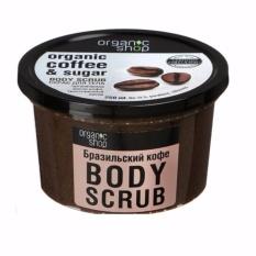 Hình ảnh Tẩy tế bào chết cho cơ thể Organic Shop Coffee & Sugar Body Scrub