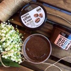 Giá Bán Tẩy Tế Bao Chết Organic Coffee Sugar Body Scrub 2 Nguyên