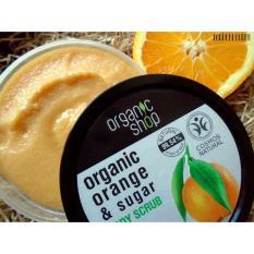 Tẩy tế bào chết Organic Shop orange & sugar body scrub 250ml