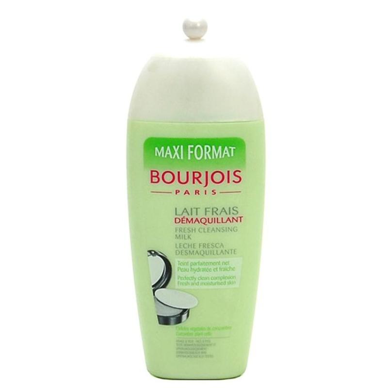 Tẩy trang dạng sữa Bourjois Maxi Format Lait Frais Fresh Cleáning Milk 250 ml