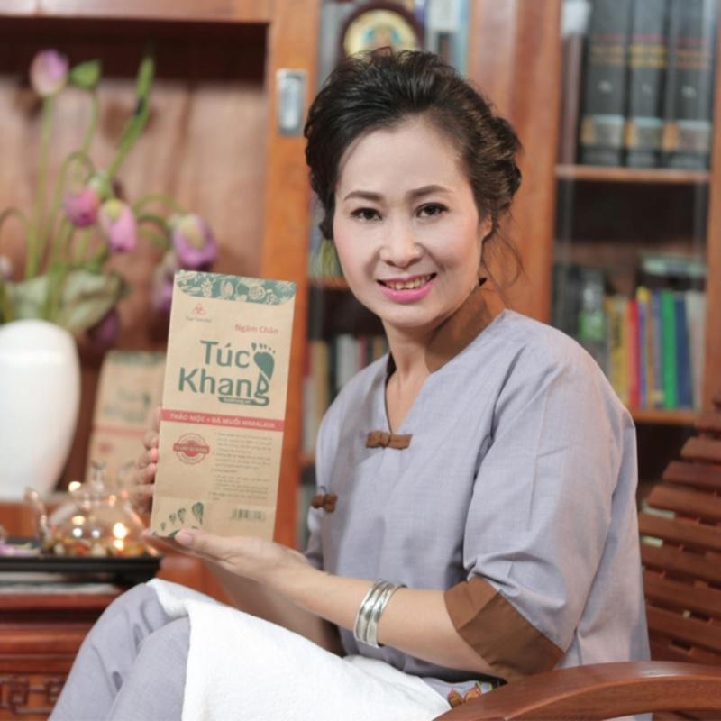 Thảo Dược Ngâm Chân TÚC KHANG - Trị Đau Khớp, Mất Ngủ nhập khẩu
