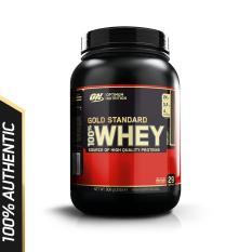 Hình ảnh Thực phẩm bổ sung Optimum NutritionGold Standard 100% Whey Double Rich Chocolate2 lbs