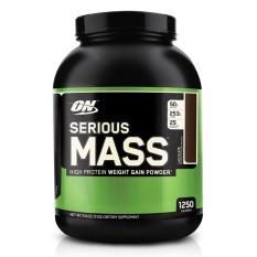 Giá Bán Thực Phẩm Bổ Sung Optimum Nutrition Serious Mass Chocolate 6 Lbs