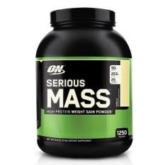 Hình ảnh Thực phẩm bổ sung Optimum Nutrition Serious Mass Vanilla 6 lbs