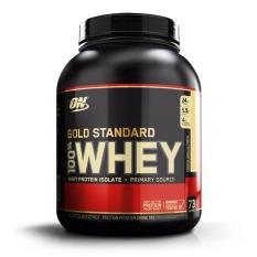 Thực phẩm bổ sung Optimum NutritionGold Standard 100% Whey French Vanilla Creme5 lbs