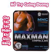 Bán Thuốc Cương Dương Keo Dai Thời Gian Xuất Tinh Maxman Rẻ Hồ Chí Minh