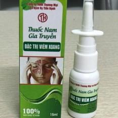 Hình ảnh Thuốc đặc trị viêm xoang viêm mũi Tiến Hạnh chính hãng 15ml