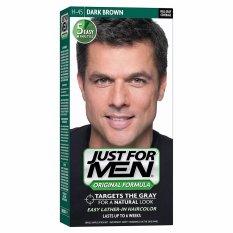 Ôn Tập Thuốc Nhuộm Toc Dạng Dầu Gội Cho Nam Just For Men Original Formula Men S Hair Color Nau Đậm