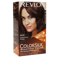 Bán Thuốc Nhuộm Toc Revlon Colorsilk 37 Dark Golden Brown Revlon Người Bán Sỉ