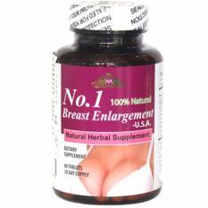 Thuốc Nở Ngực Dạng Vien Uống No 1 Breast Englargement 60 Vien No 1 Chiết Khấu 30