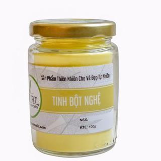 Tinh Bột Nghệ Nguyên Chất Bảo Lộc 100gr - Bảo Nam thumbnail