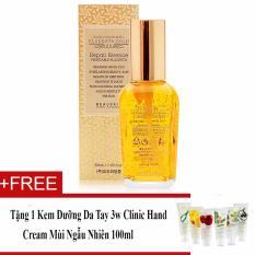 Cửa Hàng Tinh Chất Dưỡng Da Phục Hồi Beauskin Placenta Gold Repair Essence 50Ml Tặng 1 Kem Dưỡng Da Tay 3W Clinic Hand Cream Mui Ngẫu Nhien 100Ml Rẻ Nhất