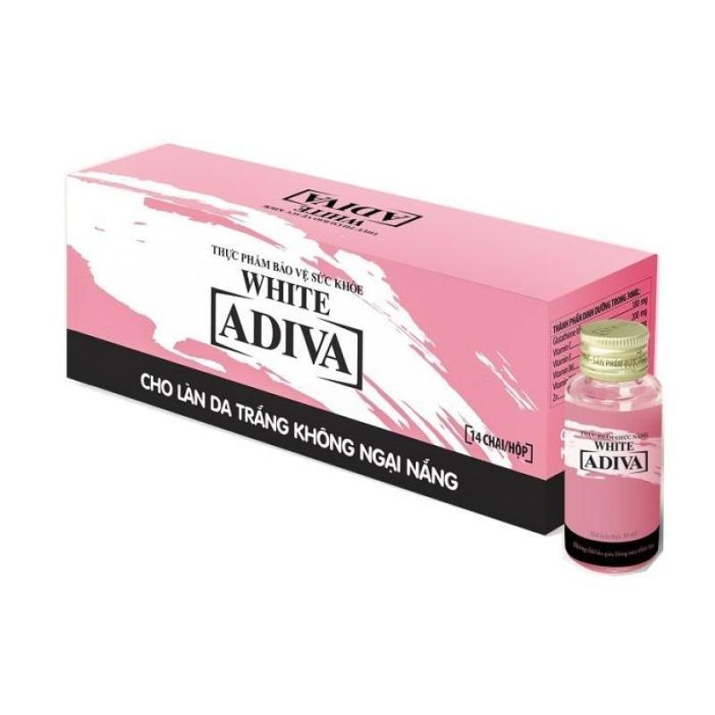 Tinh chất làm trắng ADIVA White 30ml x 14 chai
