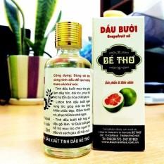 Tinh dầu bưởi Bé Thơ 10ml -Dưỡng tóc, ngăn rụng tóc tốt nhất
