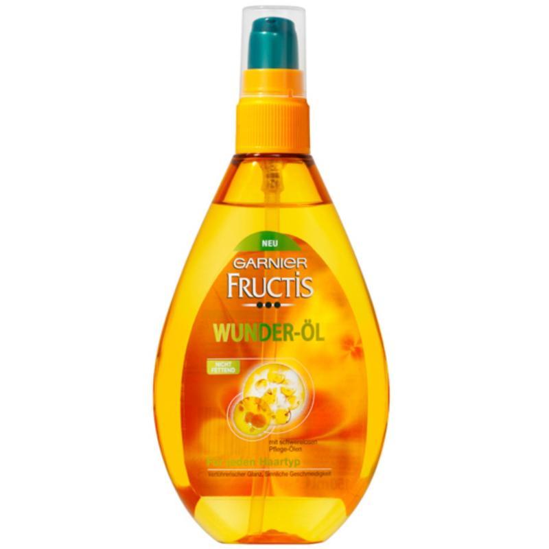 Tinh Dầu Dưỡng Tóc Garnier Fructis Wunder Ol 150ml nhập khẩu