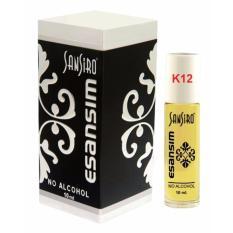 Tinh dầu nước hoa Sansiro Esansim - K12