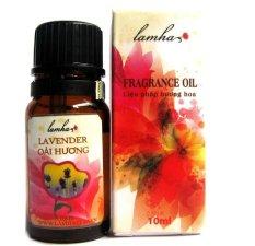 Tinh dầu oải hương LAMHA 10ml tốt nhất