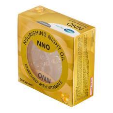 Tinh dầu vitamin E dưỡng da NNO hộp 30 viên nhập khẩu