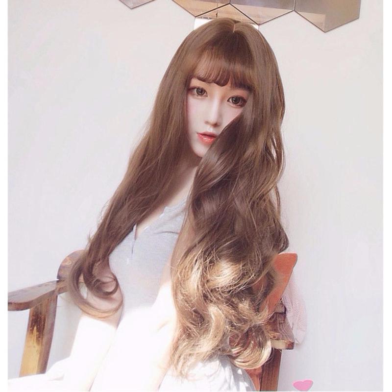 Tóc giả Hàn Quốc nữ - TG68 nhập khẩu