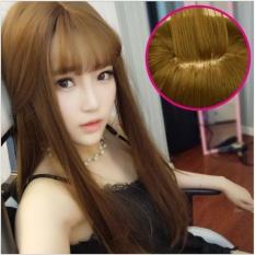 tóc giả nữ Hàn Quốc cao cấp TG1169 ( NÂU HẠT DẺ NHƯ HÌNH )