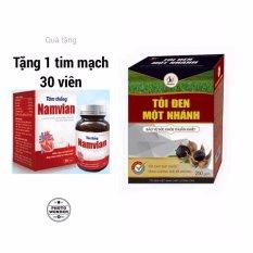 Bán Tỏi Đen Một Nhanh 250G Tặng 01 Tam Thống Namvian 30 Vien Tỏi Đen Việt Nam Trong Hà Nội