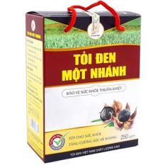 Tỏi Đen Một Nhánh Việt Nam Chính Hãng (250gam)