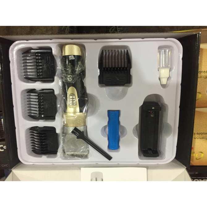 Tông đơ cắt tóc CHUYÊN NGHIỆP hoặc GIA ĐÌNH - G5 200Min - 2 Pin