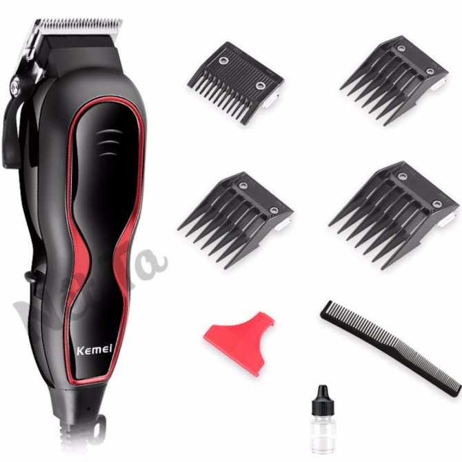 Tông đơ cắt tóc chuyên nghiệp Kemei KM-1027 - Hãng phân phối chính thức