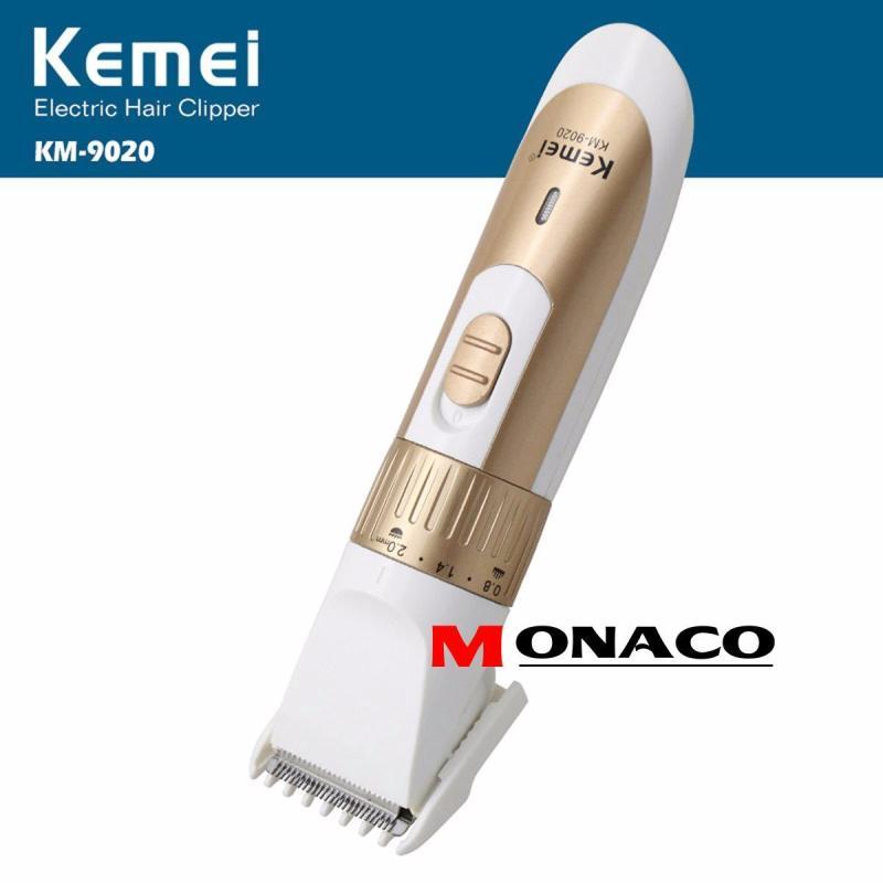Tông Đơ Cắt Tóc Cho Bé Kemei 9020 Monaco