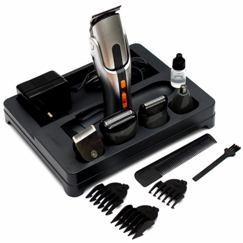 Tông đơ cắt tóc kiêm máy cạo râu 8 trong 1 cao cấp