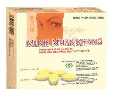 Chiết Khấu Tpcn Vien Nen Hỗ Trợ Điều Trị Bệnh Đục Thuỷ Tinh Thể Minh Nhan Khang Trung Mỹ Bắc Ninh