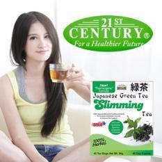 Trà giảm cân Slimming Tea With Japanese Green Tea
