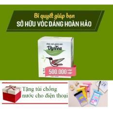 Giá Bán Tra Giảm Can Tan Mỡ Vy Tea Liệu Trinh 15 Ngay Tặng Tui Chống Nước Cho Điện Thoại Vy Tea Nguyên